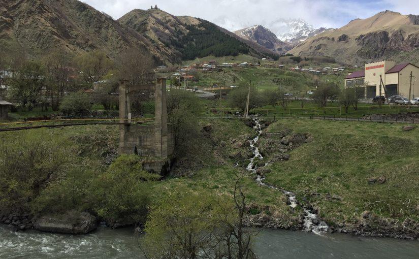 Kazbegi Dağları'nda Tabakam Kaldı | Journey of A Martian – Nicosia to Tbilisi