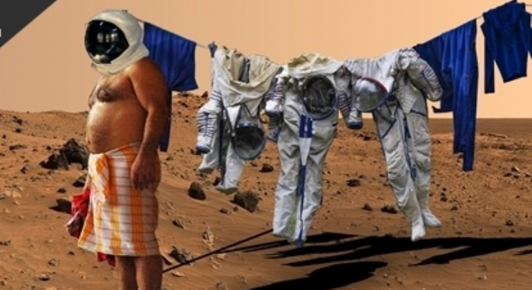 Mars'ta Tavla Bulmak