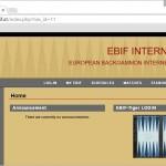 00-EBIF_Home - http://www.ebif.at adresinden girişte karşımıza çıkan ekran