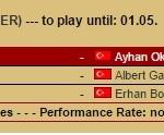 60-EBIF_MyEBIF_ReportMatch_Marked - Maçımızı oynadıktan sonra sonucu ve kaydettiğimiz maç dosyasını bu ekrandan duyurarak resmileştiriyoruz