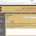 61-EBIF_MyEBIF_ReportMatch - İşte maç sonucu duyuru ekranı